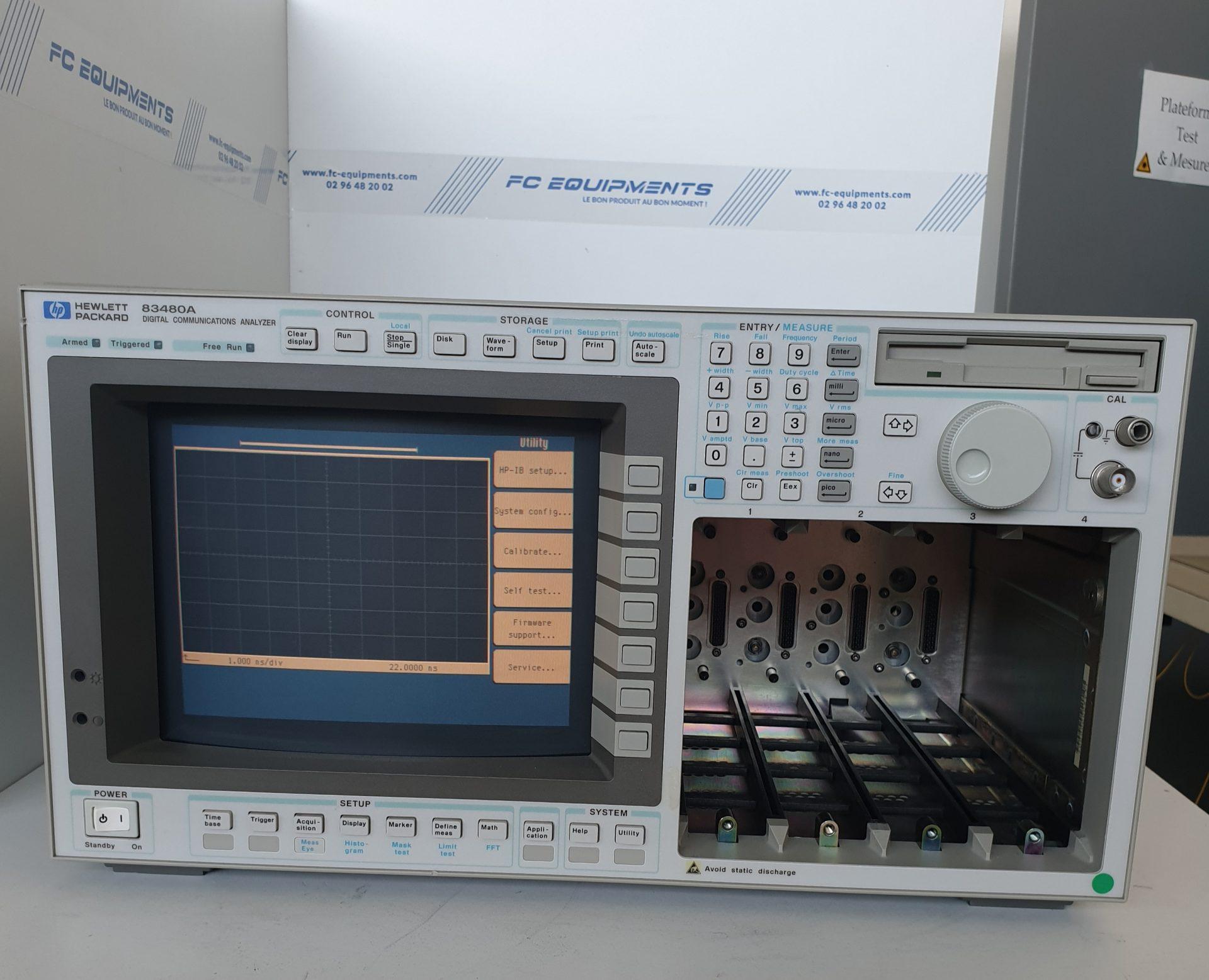 DIGITAL COMMUNICATION ANALYZER PLATFORM - KEYSIGHT TECHNOLOGIES (AGILENT/HP)