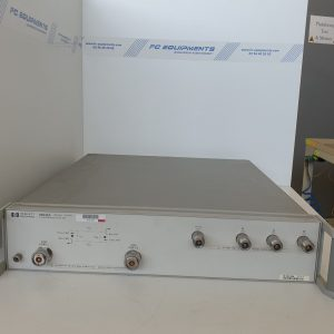 85046A – BANC DE TEST POUR PARAMETRE S – KEYSIGHT TECHNOLOGIES (AGILENT / HP)