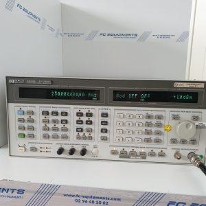8644B – GENERATEUR DE SIGNAUX SYNTHETISES – KEYSIGHT TECHNOLOGIES (AGILENT / HP)