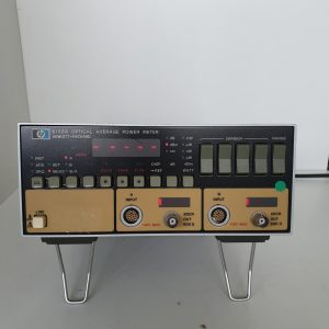 8152A - MESUREUR DE PUISSANCE OPTIQUE - KEYSIGHT TECHNOLOGIES (AGILENT / HP)
