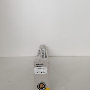 81618A - MODULE D'INTERFACE DE TETE OPTIQUE - KEYSIGHT TECHNOLOGIES (AGILENT / HP)
