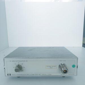 8502A – BANC DE TEST DE REFLEXION ET TRANSMISSION – KEYSIGHT TECHNOLOGIES (AGILENT / HP)