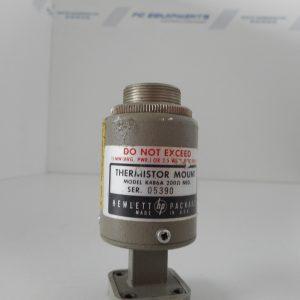 K486A – THERMISTANCE A GUIDE D'ONDES MONTEE EN BANDE K – KEYSIGHT TECHNOLOGIES (AGILENT / HP)