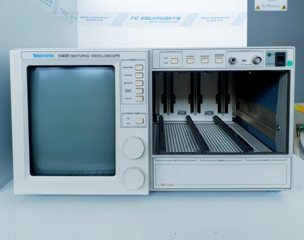 11401 - OSCILLOSCOPE NUMERIQUE - TEKTRONIX - 500 MHz - 8 CH