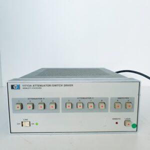11713A - CONTROLEUR D'ATTENUATEUR / COMMUTATEUR - KEYSIGHT TECHNOLOGIES (AGILENT / HP)