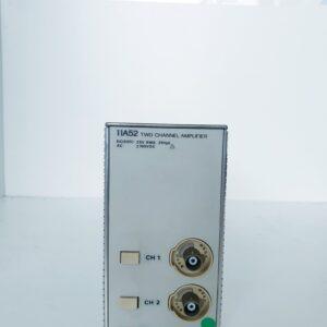 11A52 - MODULE D'OSCILLOSOPE AMPLIFICATEUR VERTICAL - TEKTRONIX - 600 MHz - 2 CH
