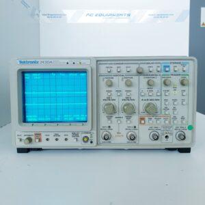 2430 – OSCILLOSCOPE NUMERIQUE – TEKTRONIX – 150 MHz – 2 CH
