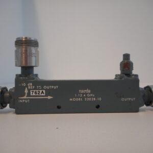 3202B-10 - COUPLEUR COAXIAL DIRECTIONNEL - NARDA
