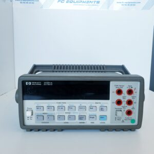 34401A - MULTIMETRE NUMERIQUE - KEYSIGHT TECHNOLOGIES (AGILENT / HP)