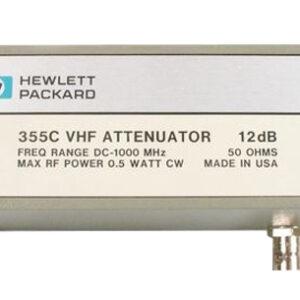 355C - ATTENUATEUR - KEYSIGHT TECHNOLOGIES (AGILENT / HP)