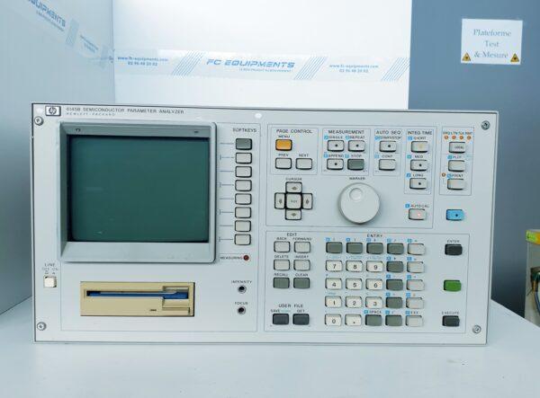 4145B - ANALYSEUR DE PARAMETRES DES SEMI-CONDUCTEURS - KEYSIGHT TECHNOLOGIES (AGILENT / HP)