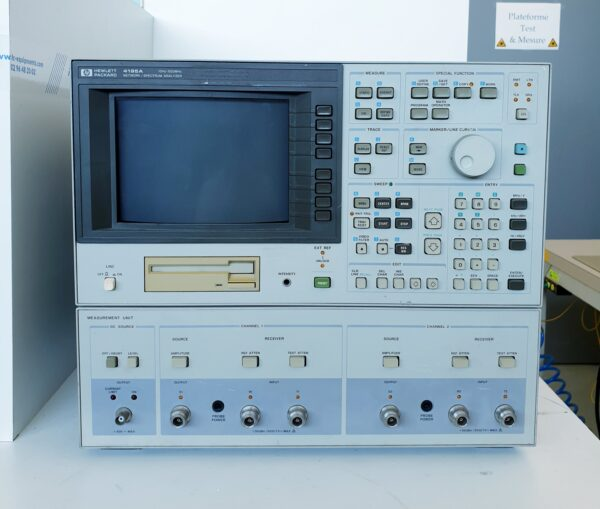 4195A - ANALYSEUR DE SPECTRE - KEYSIGHT TECHNOLOGIES (AGILENT / HP)