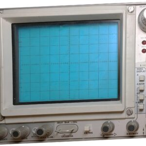 465B - OSCILLOSCOPE ANALOGIQUE - TEKTRONIX - 100 MHz - 2 CH