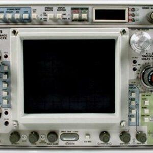 468 - OSCILLOSCOPE PORTABLE - TEKTRONIX - 100 MHz - 2 CH