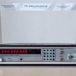 535 - COMPTEUR DE FREQUENCE - EIP MICROWAVE