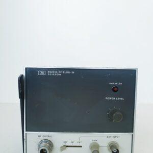 86241A - MODULE OSCILLATEUR A BALAYAGE RF - KEYSIGHT TECHNOLOGIES (AGILENT / HP)