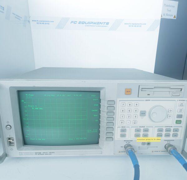 8711B - ANALYSEUR DE RESEAU RF - KEYSIGHT TECHNOLOGIES (AGILENT / HP)