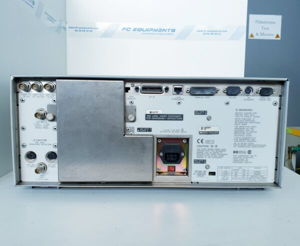 8712ET - ANALYSEUR DE RESEAU RF - KEYSIGHT TECHNOLOGIES (AGILENT / HP)