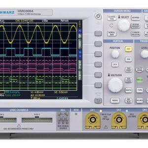 HMO3044 - OSCILLOSCOPE NUMERIQUE - ROHDE AND SCHWARZ - 400 MHz - 4 CH