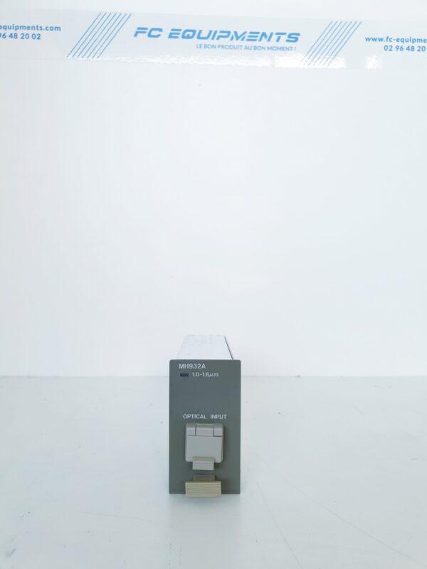 MH932A - MESUREUR DE LONGUEUR D'ONDE OPTIQUE - ANRITSU (WILTRON)