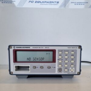 NRVS - PUISSANCE METRE - ROHDE AND SCHWARZ