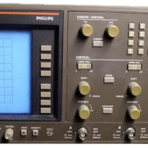 PM3320 - OSCILLOSCOPE NUMERIQUE - PHILIPS - 200 MHz - 2 CH