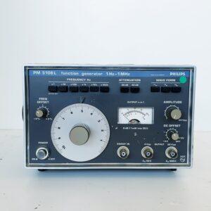 PM5108L - GENERATEUR DE FONCTIONS - PHILIPS