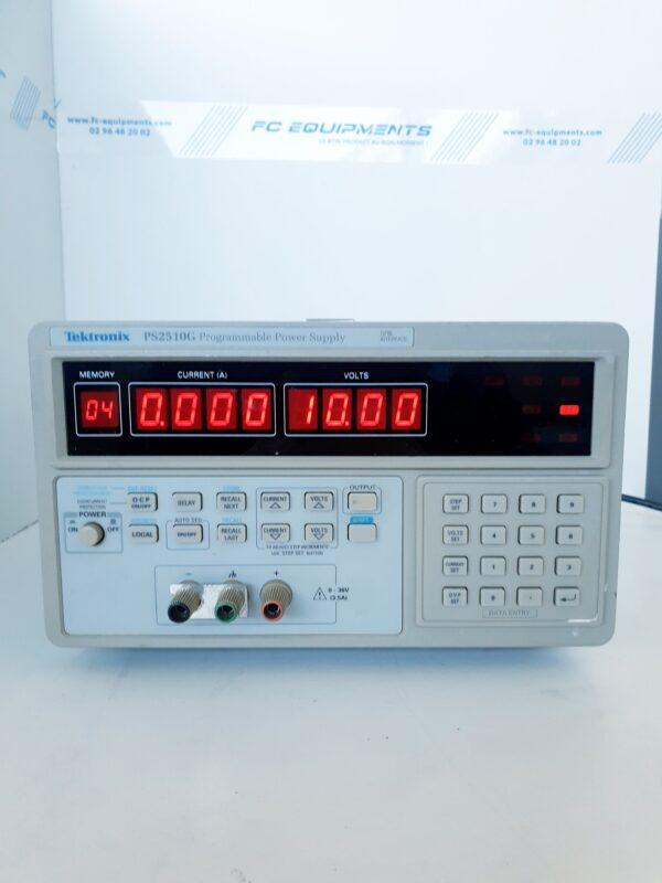 PS2510G - ALIMENTATION ELECTRIQUE PROGRAMMABLE - TEKTRONIX