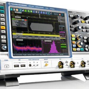 RTO1014 - OSCILLOSCOPE NUMERIQUE - ROHDE AND SCHWARZ - 1 GHz - 4 CH