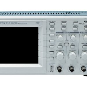 TDS210 - OSCILLOSCOPE NUMERIQUE - TEKTRONIX - 60 MHz - 2 CH