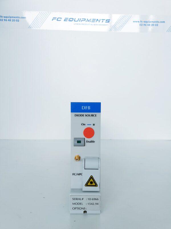 3613CWL19430 - MODULE LASER DFB - GN NETTEST(PHOTONETICS) - 1542.94nm FC/APC +13dBm