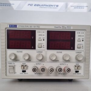 CPX200 - DOUBLE ALIMENTION  - TTI - 0 - 35V 0 - 10A 175W