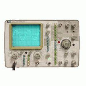 1725A - OSCILLOSCOPE A DOUBLE CANAL DE STOCKAGE - KEYSIGHT TECHNOLOGIES (AGILENT / HP) - 275 MHz - 2 CH