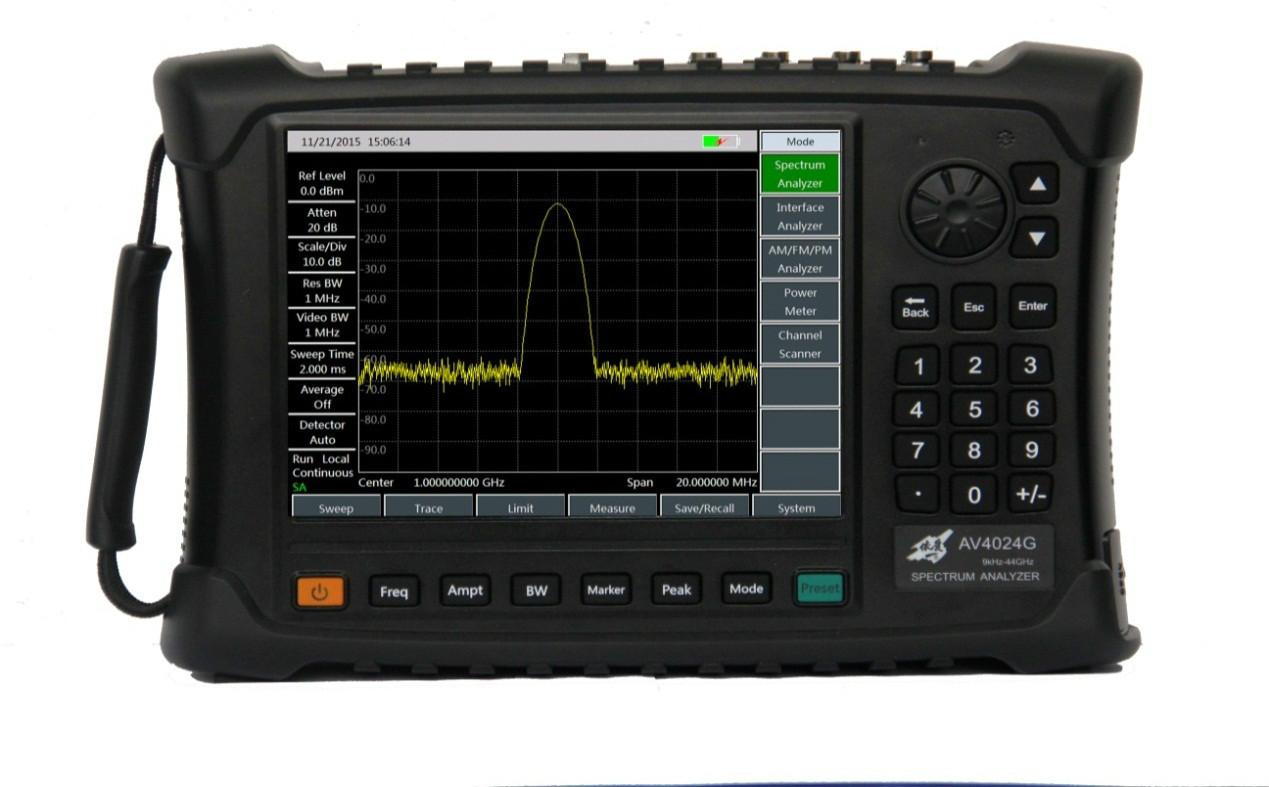 SPECTRUM ANALYZER 9KHz - 32 GHz - CEYEAR