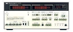LCR METER  100Hz - 20KHz - KEYSIGHT TECHNOLOGIES (AGILENT/HP)