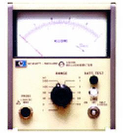 MILLIOHMMETER - KEYSIGHT TECHNOLOGIES (AGILENT/HP)