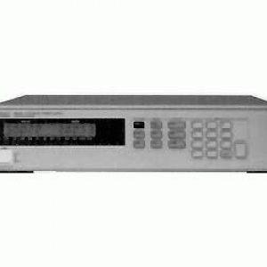 6633A - SYSTEME D'ALIMENTATION ELECTRIQUE - KEYSIGHT TECHNOLOGIES (AGILENT / HP)