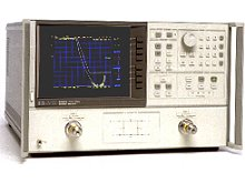 VECTOR NETWORK ANALYZER 50MHz - 20 GHz - KEYSIGHT TECHNOLOGIES (AGILENT/HP)