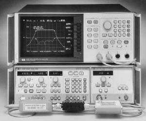 SCALAR NETWORK ANALYZER 10MHz - 60GHz - KEYSIGHT TECHNOLOGIES (AGILENT/HP)