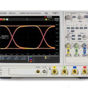 DSA90804A – OSCILLOSCOPE HAUTE PERFORMANCE INFINIIUM – KEYSIGHT TECHNOLOGIES (AGILENT / HP) – 8 GHz – 4 CH
