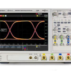 DSO91204A - OSCILLOSCOPE HAUTE PERFORMANCE INFINIIUM - KEYSIGHT TECHNOLOGIES (AGILENT / HP) - 12GHz - 4 CH
