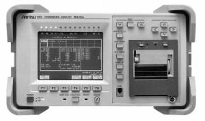 DIGITAL TRANSMISSION ANALYZER 50B/S - ANRITSU (WILTRON)