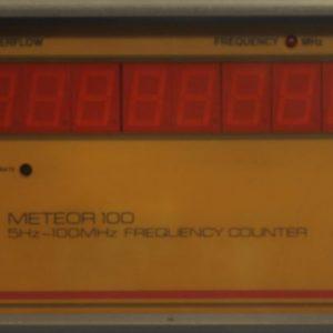 METEOR 100 - COMPTEUR DE FREQUENCE - BLACKSTAR