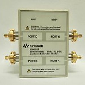 N4431B - MODULE D'ETALONNAGE ELECTRONIQUE - KEYSIGHT TECHNOLOGIES (AGILENT / HP)