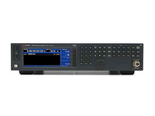 RF ANALOG SIGNAL GENERATOR 9KHz - 6GHz - KEYSIGHT TECHNOLOGIES (AGILENT/HP)