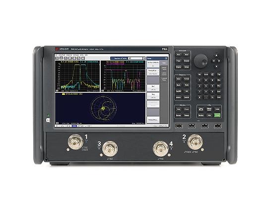 PNA MICROWAVE NETWORK ANALYZER 43.5GHz - KEYSIGHT TECHNOLOGIES (AGILENT/HP)